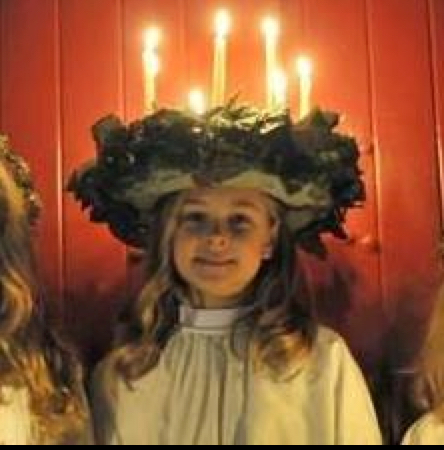Image result for December 13th St. Lucia day